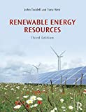 img - for Renewable Energy Resources by John Twidell (2015-01-26) book / textbook / text book
