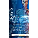 Gray's Anatomy for Students Flash Cards: with STUDENT CONSULT Online Access, 2eby Richard Drake PhD  FAAA