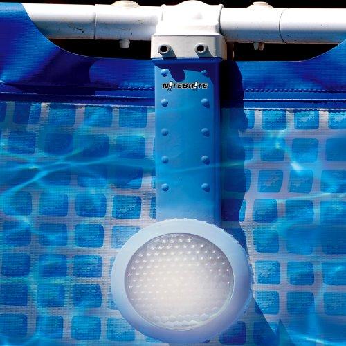 Nitebrite Underwater Light For Metal Frame Above Ground Swimming Pools
