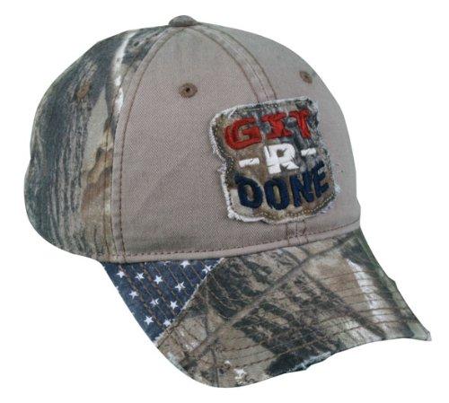 Great Deal! Git-R-Done Americana AP camo Cap