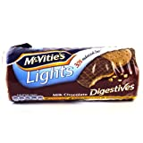 McVities Light Milk Chocolate Digestives 300g