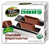 Health Valley Tart, Chocolate, Multigrain, 6-Count 8.5-Ounce Boxes (Pack of 6)