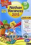 Cahier de vacances CP - CE1 6 - 7 ans