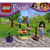 Lego Friends 30112 Emma's Flower Stand Polybagged Set