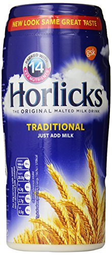 Horlicks Original Malt Beverage Mix England,
