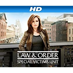 Law &amp; Order: Special Victims Unit Season 13 [HD]