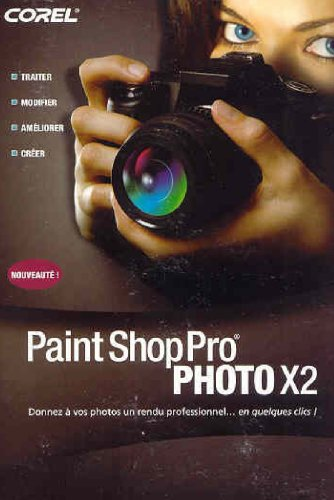 Fr Paint Shop Pro Photo X2 Minibox (vf)