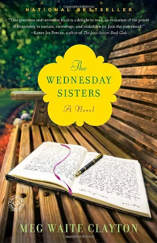 The Wednesday Sisters: A Novel (Clayton Meg Waite compare prices)
