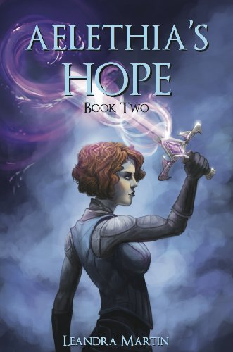 Book: Aelethia's Hope by Leandra Martin