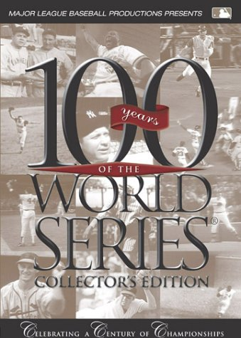 Cover art for  Major League Baseball - 100 Years of the World Series (Collector&#039;s Edition)
