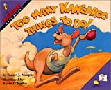 Too Many Kangaroo Things to Do: Multiplying (Mathstart) (0060258845) by Murphy, Stuart J.