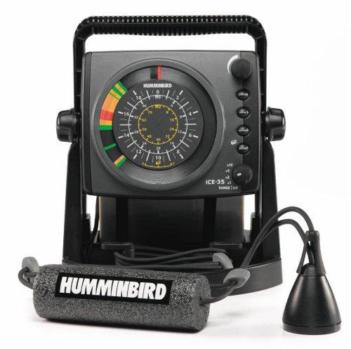 Humminbird ICE-35 Three Color Flasher (Hummingbird 35 compare prices)