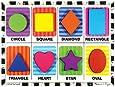 Melissa & Doug Shapes - Chunky Puzzle