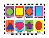 Melissa &amp; Doug Shapes - Chunky Puzzle