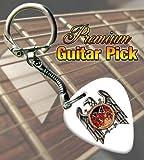 Slayer Eagle Premium Guitar Pick Keyring