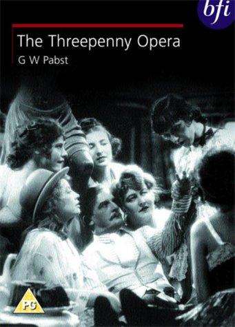 Georg W. Pabst - The Threepenny Opera [1931] [DVD]