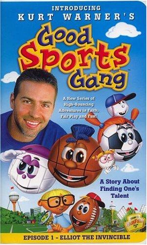 Introducing Kurt Warner's Good Sports Gang [VHS]