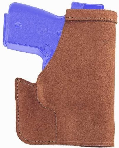 Galco Pocket Protector Holster for Glock 26, 27, 33 (Natural, Ambi)