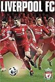 Liverpool FC LFC Stars 11/12 Maxi Poster 61×91.5cm