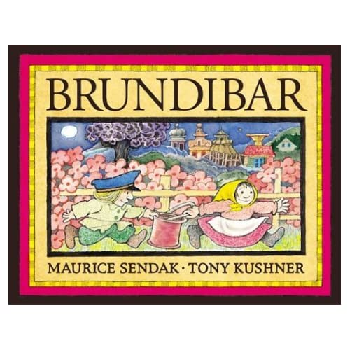 Brundibar, Kushner, Tony; Sendak, Maurice (illustrator)