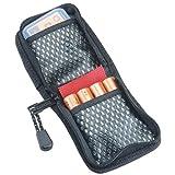 Monedero Tamrac MXS5367 S.A.S.,  para memorias y baterias, color negra.