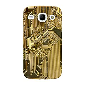 Mobile Back Cover For Samsung Galaxy Core I8260 (Printed Designer Case)