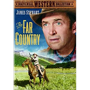 Amazon.com: The Far Country: James Stewart, Ruth Roman, Corinne ...