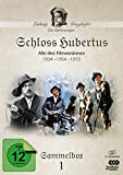 DVD Cover 'Schloss Hubertus (1934, 1954, 1973) - Die Ganghofer Verfilmungen - Sammelbox 1 (Filmjuwelen) [3 DVDs]