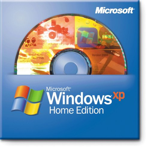 Microsoft OEM Windows XP Home Edition Inc. Service Pack 2 b- 1 Pack (This OEM software is intended for system builders only)