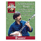 Clawhammer Banjo: From Basic Frailing to Melodic Style Book/6 CDs ~ Ken Perlman