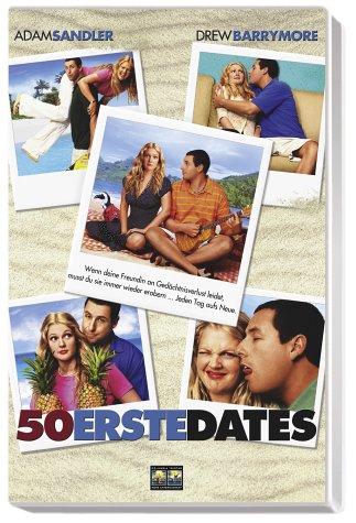 50 erste Dates [VHS]