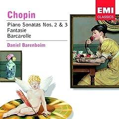 Chopin: Piano Sonatas 2 & 3