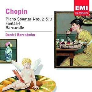 Chopin:Piano Sonata No.2&3