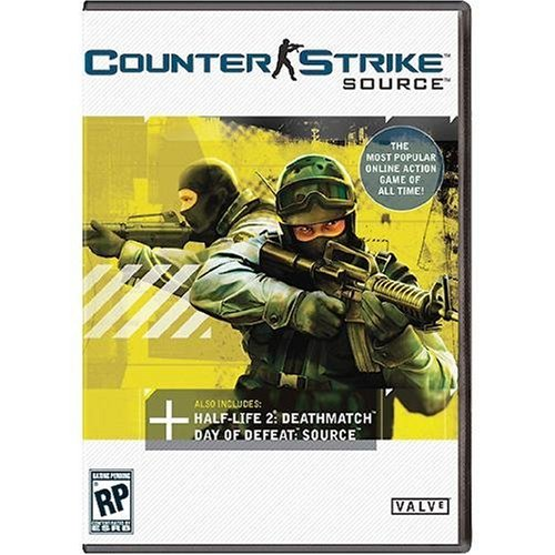 Counter-Strike: Source - Pc back-670827
