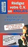 echange, troc Marie-Claude Roland, Martha Mast-Grand - Rédigez votre CV en anglais