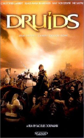 Druids [VHS]