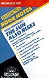 Ernest Hemingway's the Sun Also Rises (Barron's Book Notes) (0764191268) by Dunn, Robert