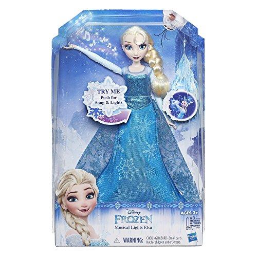 Disney Frozen Musical Lights Elsa JungleDealsBlog.com