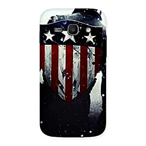 Enticing Strong Sheild Back Case Cover for Galaxy Ace 3