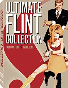 The Ultimate Flint Collection - Our Man Flint / In Like Flint (3 DVDs)