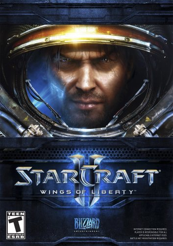 Get StarCraft II: Wings of Liberty