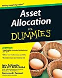 img - for Asset Allocation for Dummies   [ASSET ALLOCATION FOR DUMMIES] [Paperback] book / textbook / text book