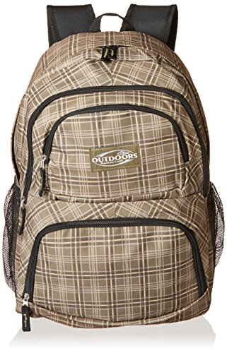 travelers-club-luggage-19-inch-2-section-backpack-plaid-one-size