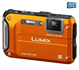 PANASONIC DMC-FT4 – orange + 2 YEARS WARRANTY Picture