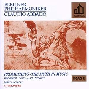 Abbado Golden Label: Prometheus-the Myth in Music