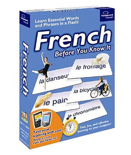 Before You Know It French