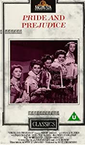 Pride and Prejudice [VHS] [1940]