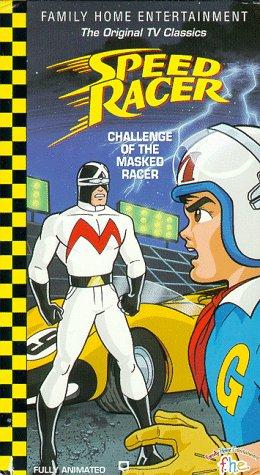Speed Racer Challenge Masked Racer