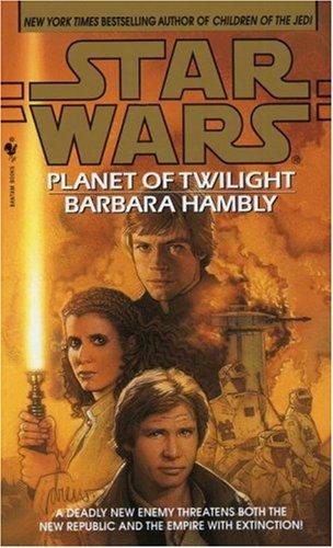 Planet of Twilight, BARBARA HAMBLY