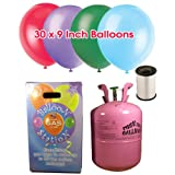 Disposable Helium 30by Partyrama